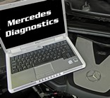 Mercedes Diagnostics at STR Service Centre Norwich, Norfolk