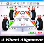 Mercedes 4 Wheel Alignment at STR Service Centre Norwich, Norfolk