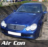Mercedes Air Con Servicing at STR Service Centre Norwich, Norfolk