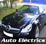 Mercedes Auto Electrics at STR Service Centre Norwich, Norfolk