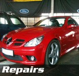 Mercedes Repairs at STR Service Centre Norwich, Norfolk